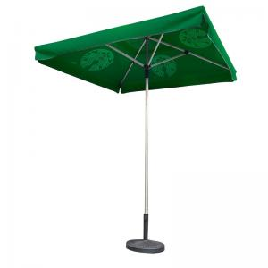 China Promotional Collapsible Beach Umbrella , Sun Shade Custom Beach Umbrella on sale