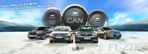 China Can Bus Push Button Start/Remote Engine Start with Smart Key and Upgraded Car Alarm on sale