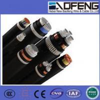 MV electrical wire 6kv,10kv, 20kv, 33kv power cable XLPE insulated PVC cover