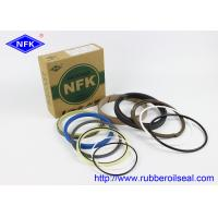 China Wear Resistance Rubber Oil Seal HYUNDAI R305 Boom Arm Bucket Cylinder Repair Kit on sale