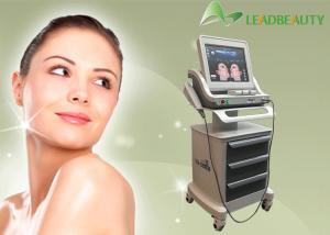 China Magic skin rejuvenation 8MM-25MM step 1MM shot length hifu skin machine from China on sale
