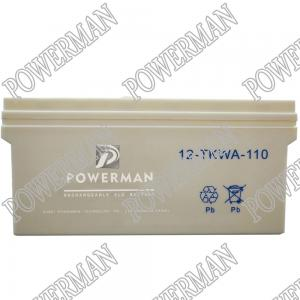 China 24V 110AH 12-TKWA-110 WHITE CHINESE MILITARY TANK LEAD ACID SEALED MAINTAINESS FREE STARTER STARTING BATTERY on sale