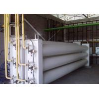 China 4130Q CNG Gas Cylinder Skid , Large Volume Compressed Natural Gas Cylinders on sale