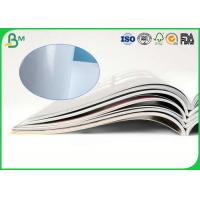 China Great Water Resistance 80g 100g 115g 135g 180g C2S Glossy Art Paper Sheets For Notebooks Cover on sale