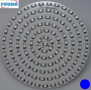 China Smd LED PCB Board / 5050 LED Breakout PCB For Led Bollard Lights Outdoor on sale