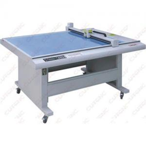 China graphic design paper cutter sample making machine on sale