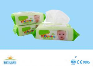 China Facial Cleansing Disposable Wet Wipes Eco Friendly for Children's on sale