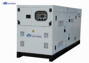 China 310kW Yuchai Silent Diesel Gensets with APT Power Alternator , Single Bearing on sale