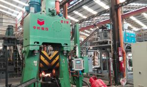 China C88K-25kJ Electro Hydraulic Die Forging Hammer working in Philippine for Automobile  Crankshafts/Rocker arms  Forge on sale