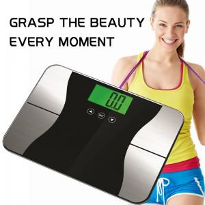 China 2017 Hot sell MJ-603 Hot Sale Electronic Body Fat Balance Scale digital Bathroom scale 180kg on sale