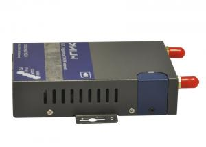 China Fleet management WCDMA 3G Industrial Router with GPS Tracking function on sale