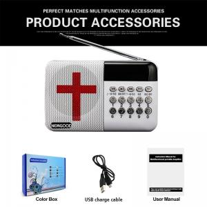 China Christianity usb sd card mini speaker on sale