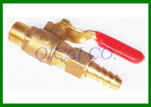 China Fuel Shut off Valve / Gas fittings , produce as per your design and spec on sale