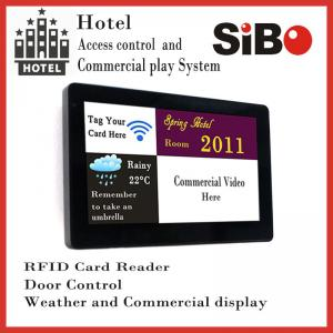China 7 Inch In Wall Android Tablet PC With POE, Temperature Sensor For Smart Home on sale