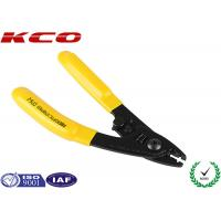 China Indoor Fiber Optic Cable Stripper Miller Fiber Stripping Tool Stainless Steel on sale