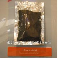 Organic lignite humic acid