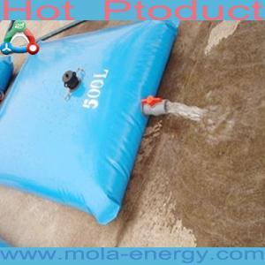 China 1000L 2000L 3000L PVC or TPU Flexible Water Storage Tank, Water Tank on sale