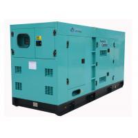 China Soundproof Quiet 185kVA Deutz Diesel Generator 400v 230v , CE Approved on sale