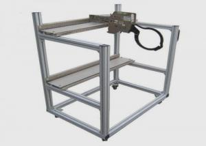 China I - Pulse SMT Feeder Cart , High Hardness Stainless Steel Feeder Trolley on sale