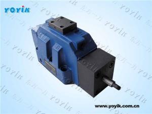 China Power plant Steam Turbine spare parts Isolation valve F3DG5S2-062A-220DC-50-DFZK-V/B08 on sale