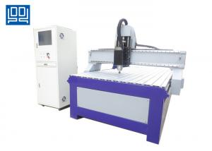 China Stepper Motor Drive Digital Wood Carver CNC Router With Water Cooled Spindle on sale