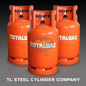 Quality Empty Co Ng Gas Cylinder 12 5kg Refillable Gaz Storage Tank For Sale