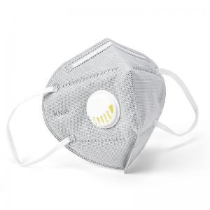 China Non Irritating N95 Face Mask Disposable Particulate Respirator With Fillter on sale