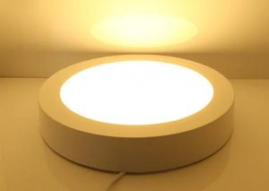China 18W Surface Mounted LED Panel Downlight For Bathroom / Residential on sale