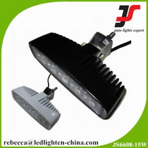 China Super Bright LED Driving Light 15W Cree Offroad Led Work Light For Truck Motorcycle on sale
