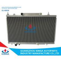 Peugeot Car Parts Aluminium Car Radiators / Peugeot Radiator 12 Months Warranty