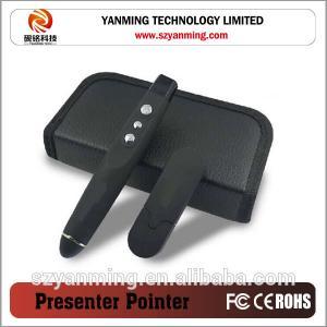 China Wireless Power Point Presenter Laser Pointer on sale