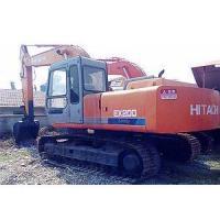 Used Excavator Hitachi Ex200-1