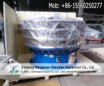 XZS-1000-1S 100 mesh rice flour sifting vibrating screen