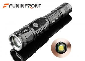 China Direct Charging CREE XM-L T6 LED Torch with Power Bank for Digital Device on sale