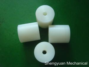 China Customized Machined Plastic Parts , UPE Stripper Spring Urethane 90 Durometer on sale