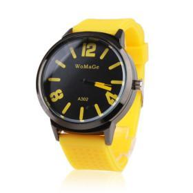 China Fashion SIlicone Quartz Watch (JS-3002) on sale