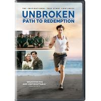 Sell 2018 New Release DVD Movies  Unbroken: Path to Redemption (2018)  Movie/Tv Series ,EMS/DHL fast shipping