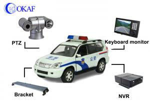 China Vehicle Mounted Thermal Camera PTZ Auto Tracking IP66 High Intensity Discharge on sale