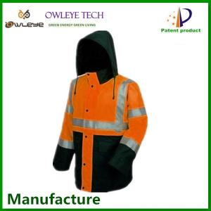 waterproof reflective suit for police,traffic safety suit ,safety