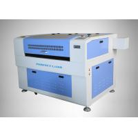 Small Etching CO2 Laser Engraving Machine ,  Wood Sample table top laser cutter