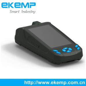 China EKEMP Mobile Android POS M5 with Touch Screen and Fingerprint Reader for Voting on sale