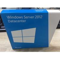 64 Bit DVD-ROM Microsoft Windows Server 2012 Datacenter MS Windows Server Lifetime Warranty