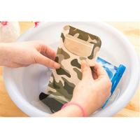 China 5.5 Inch Universal PVC Waterproof Phone Bag For Iphone 6s 6 Plus on sale