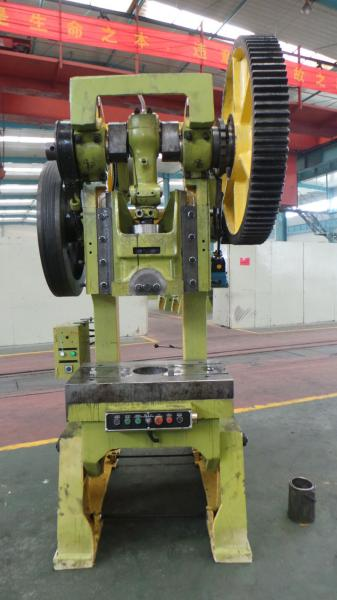 80 Ton Open Back Inclinable Press Hydrostatic Straightening And