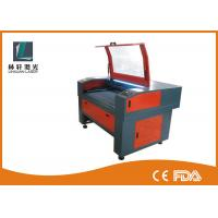 Fabric Textile CO2 Laser Engraving Cutting Machine 180w With Honeycomb Working Table