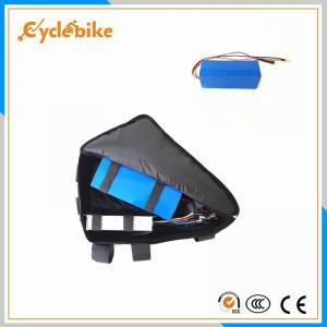 China 2900mah batería eléctrica del litio de la bici de 48 voltios con vida útil larga on sale