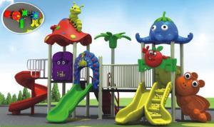 China toddler slide swing set preschool playground equipment prices on sale