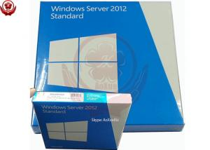 China Microsoft Office Windows Server 2012 Standard Ultimate Retail Box on sale