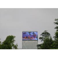 SMD 3 In 1 P10 Outdoor LED Advertising Screens LED Video Board 7000cd/㎡