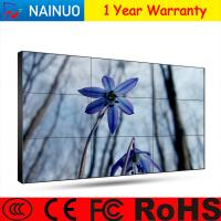 1.8MM DID Lcd Video Wall Ad Display / Indoor Lcd Advertising Screen 55 Lg Panel
